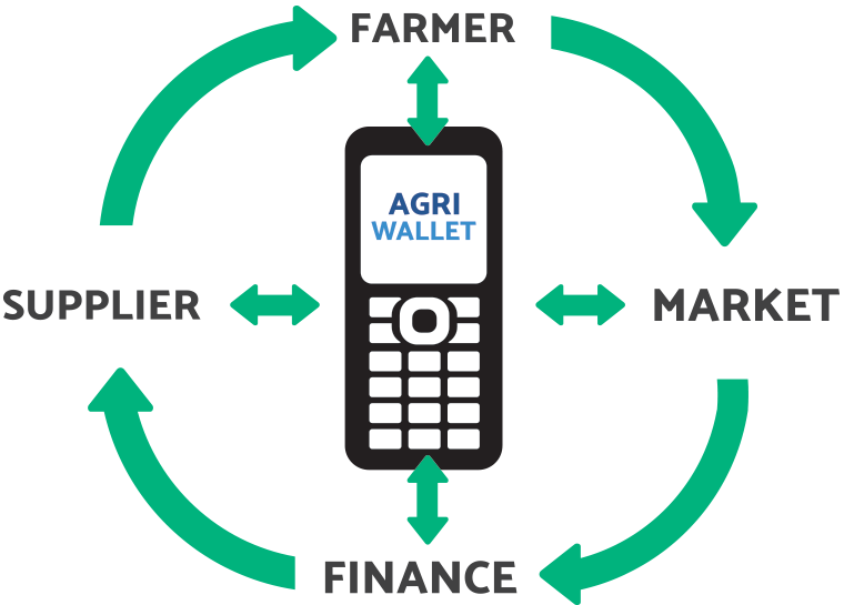 Agri-Wallet - mobile cash transfers for agri-buyers and farmers in Kenya